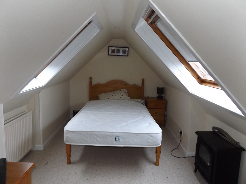Attic Bedroom 1